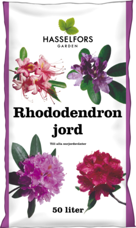 Rhododendronjord 40 l Hasselfors