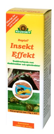 Insekt Effekt Koncentrat. 100 ml